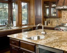 Not Only Are Granite Countertops Beautiful, Durable, And Easy To Maintain,  But They