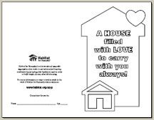 cards for homeowners...