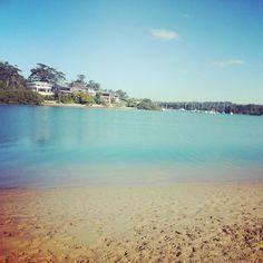 Pittwater.  Australia