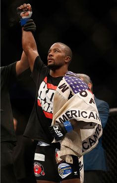 UFC welterweight Jason High