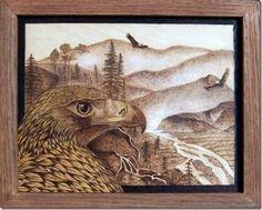 Pyrography Patterns Wood-Burning