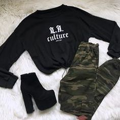 Women S Fashion Chain Crossword Key: 4086063850 Teen Fashion Outfits, Edgy Outfits, Swag Outfits, Mode Outfits, Retro Outfits, Grunge Outfits, Outfits For Teens, Girl Outfits, Urban Look