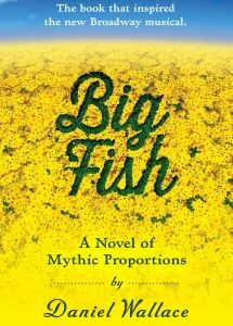 Big Fish, the comic and poignant story of a father told by his son, has entertained millions first as a book, then a hit movie and now as a new Broadway musical. Today, fans can read the book that inspired show and musical in the first ever Big Fish release in e-book format by Zola Books.