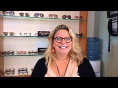 Meet the one and only Kate on this week's Q&A! Learn how she got started at Eyetique & why she's so passionate about optics! #Pittsburgh #TeamTuesday #MeetEyetique #Optician #eyewear