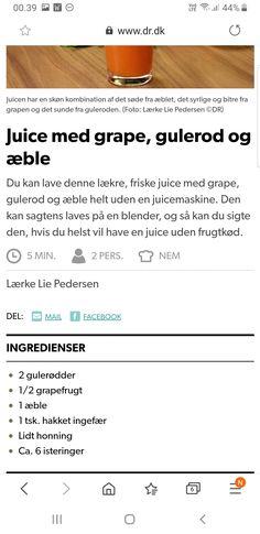 Juice, Juices, Juicing