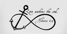 As you see the anchor breaks the infinity sign, which could symbolize Clarke and Lexa's real human connection breaking ALIE's control due to their love ...