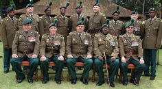 It is an Infantry regiment in the SANDF reserve. Imperial Army, Public Service, British Army, South Africa, Military Jacket, Irish, Photo Galleries, African, Gallery