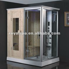luxurious steam sauna shower combination $1600~$1900