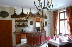 W hotelowej restauracji proponujemy Menu staropolskie oraz śródziemnomorskie