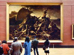 Thomas Struth, Museum Photographs. Musée du Louvre IV, Paris 1989