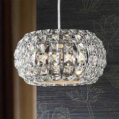 Kleine Kristall Hängeleuchte DIAMOND Rund 8582054 177 Euro Home Design Ideas