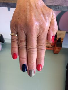 "A ""shellac-ed"" 4th of July"