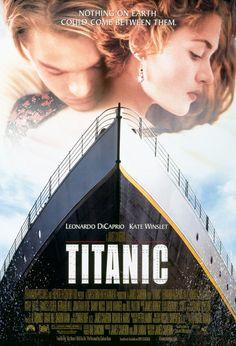Titanic (original poster, 1997)