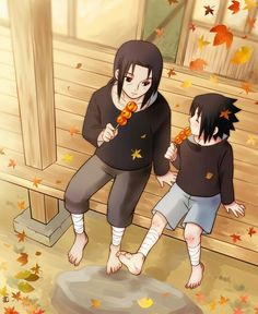 58 Best ItaSau brotherly fluff!! images in 2019 | Anime naruto