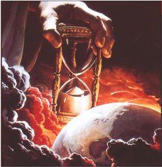 """O AVISO DE DEUS 1: """"Nesta terra se cumpre Meus propósitos para os últ..."""