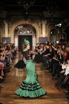 Wappíssima - We love flamenco 2014 - María José Collantes - II Edición Spanish Dress Flamenco, Maria Jose, Image Makers, Our Love, Formal Dresses, How To Wear, Inspiration, Clothes, Style