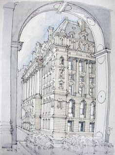 James Anzalone, Surrogate Court Building, 2012