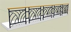 Metal Stair Railing, Wrought Iron Staircase, Balcony Railing Design, Home Stairs Design, Balcony Grill Design, Window Grill Design, Decorative Metal Screen, Iron Furniture, Decoration