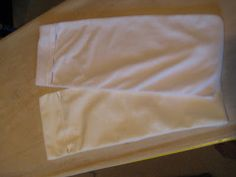 """Okay, one last cloth diaper related post.  This is the tutorial on making your own cloth diaper insert """"sock"""" that I promised I would post. ..."""