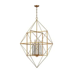 ELK-HOME-1141-006 Elk Lighting, Chandelier Lighting, Leaf Pendant, Gold Pendant, Small Pendant Lights, Light Pendant, Chandeliers, Candelabra Bulbs, Gold Texture