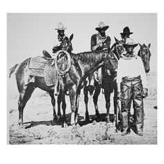 Real Cowboys, Black Cowboys, Bonham Texas, Cowgirl Images, Afro, The Lone Ranger, American Frontier, Black History Facts, Cowboy And Cowgirl