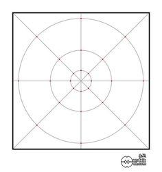 MandalaWeb - Cómo dibujar un mandala                              …