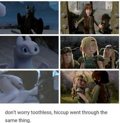 Oh my goodness!!!!  This is so incouraging.  It gives me hope that Toothless is not as lost of a cause as he seems. XD