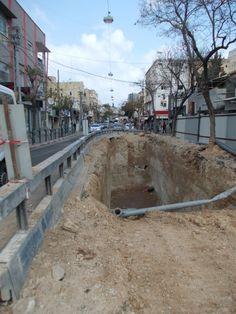 Hertzel Street  Haifa, renewed photo mirjam Bruck-Cohen
