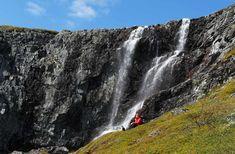 Image result for kitsi vesiputous Finland, Natural Beauty, Waterfall, Nature, Outdoor, Image, Outdoors, Naturaleza, Waterfalls