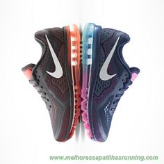 check out 1399d 450d3 sapatilhas de running Nike Air Max 2014 621078-415 Medium Navy/ Sail- rosa  Fluorescente- Glacier gelo Masculino-Mulheres
