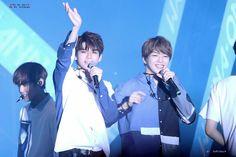[HQ] fanmeeting in taiwan cr.on pic #wannaone #seongwu #kangdaniel #jihoon