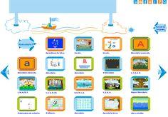 Actividades y Juegos para aprender a leer el Abecedario - Educanave.