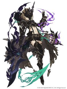 View an image titled 'Gretel, Greedy Crow Paladin Job Art' in our SINoALICE art gallery featuring official character designs, concept art, and promo pictures. Female Character Design, Art Gallery, Character Design Inspiration, Character Design, Game Character Design, Fantasy Character Design, Art, Anime Style, Anime Character Design