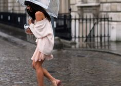 Rainy day pastels