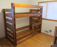 I've always wanted to dive into a project building something with wood, and this year I got the chance when our kids needed a bunk bed! I found this o...