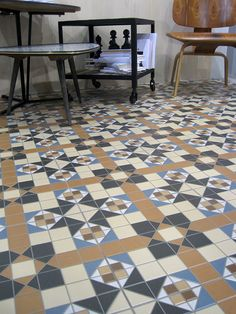 Heritage Tiles > View A Product