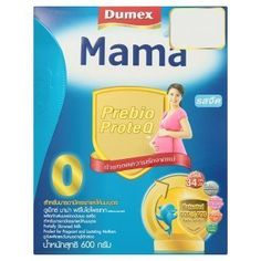 Dumex Mama : Low Fat Milk Powder Instant Prebio ProteQ Flavorless for Pregnant 600 g Best Seller of Thailand *** Discover this special product, click the image