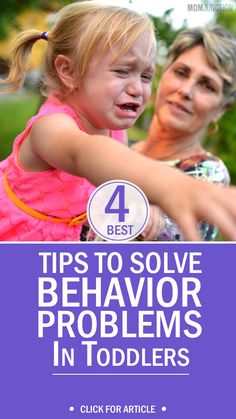 Worried about how to curb those worrisome behaviors in your toddler, a quick parenting recap may help. Check out ways to solve behavior problems in toddlers here