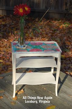 decoupage table1