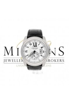 2395d29c3f949 Cartier Calibre de Watch Model 3389 Cartier