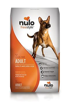 Nulo Adult Turkey Grain-Free Dry Food, 24 lb >>> Check this awesome product by going to the link at the image.