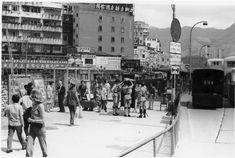 Prince Edward Road, Kowloon City 1976 British Hong Kong, China Hong Kong, Those Were The Days, Prince Edward, Nostalgia, Street View, Mansions, History, City