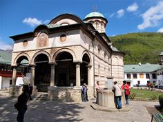 Turismul în România: Mănăstirea Cozia