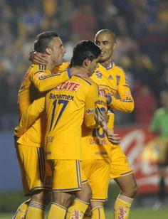 Tigres 8-0 Puebla - Copa MX (27 de Febrero) Foto: Edgar Montelongo
