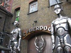 + Cyberdog, Camden