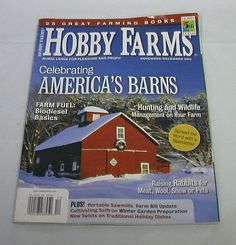 Hobby Farms Rural Living Magazine Biodiesel Portable Sawmill Rabbit DYI Free Shi Raising Rabbits For Meat, Facebook Store, Chinese Herbs, Bee Pollen, Living Magazine, Hobby Farms, Business Pages, Rustic Chic, Selling On Ebay