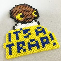 It's a trap! - Star Wars perler beads by Dinnercrew Crafts