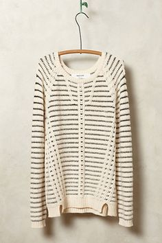 Crosswise Pullover sweater - anthropologie