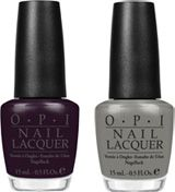 OPI - Honk If You Love OPI / French Quarter For Your Thoughts
