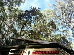 What an amazing photo from Shari of her UEV in the Daintree Rainforest, QLD!